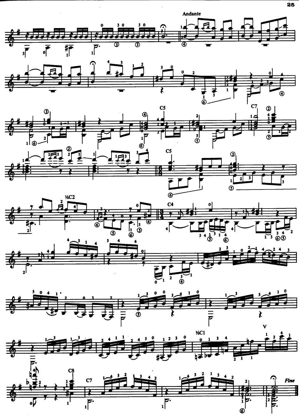 传奇12孔陶笛曲谱