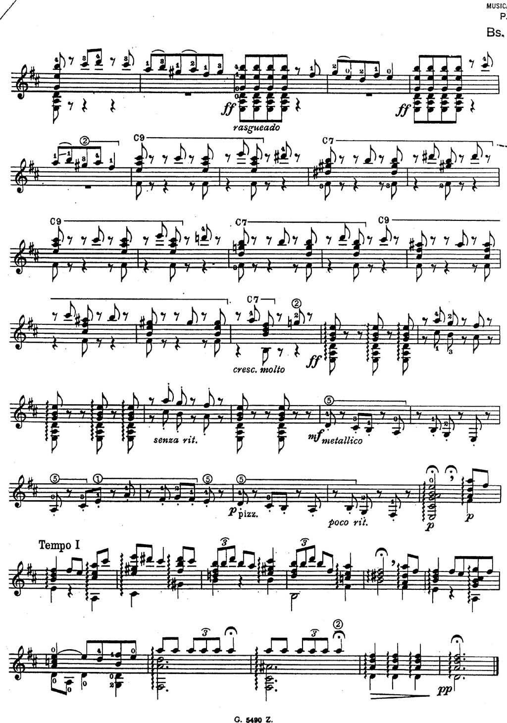 赞歌二胡独奏曲谱