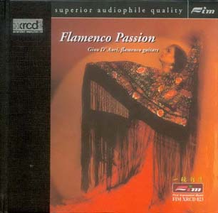 弗拉明戈的魅力 (Flamenco Passion)